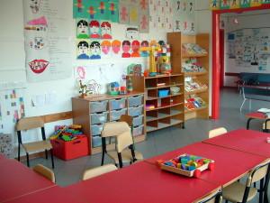 aula infanzia cambiasca