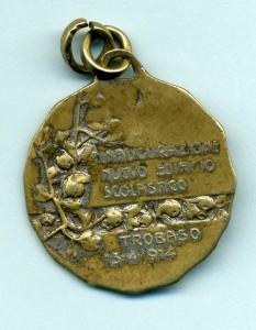 medaglia retro