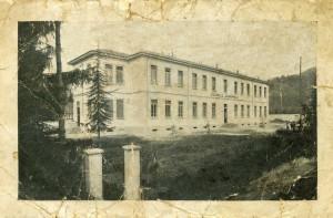 cartolina inaugurazione scuola